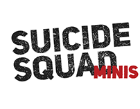 Suicide Squad-Minis