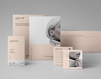 NOÉMI — Brand Stationery Pack