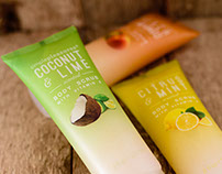 Fruit Collection - Bath & Body Packaging