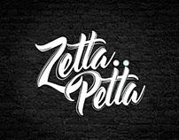 Zetta Petta   Identidad visual