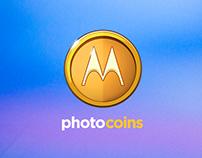 Photocoins Motorola
