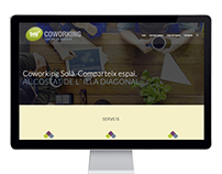 Coworking web