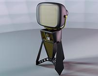 3D Modeling Philco Meteor.