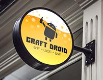 Фирменный стиль магазина-бара крафтового пива