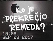 Ko je prekrecio Remeda?