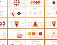 Infographic - Only Infographic PowerPoint Template
