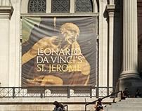 Leonardo da Vinci's St. Jerome