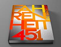 Fahrenheit 451: Book Redesign