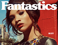 'NATIVE NEW YORKER' | FANTASTICS MAGAZINE