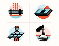 Sierra Club Icons