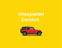 Jeep : Unexpected | Teaser Ad 2019