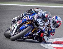 Kit déco Yamaha R1 2016 - Axel Maurin - FSBK