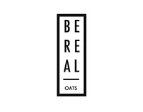 Be Real Cereal Brand and Packaging