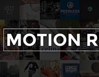 AGI Studios: Motion/Animation REEL