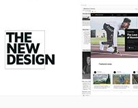 If Wikipedia, Change Design?