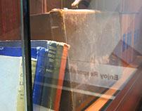 Martell Cognac Window Display