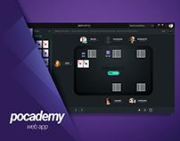 Pocademy - poker hand replayer web application