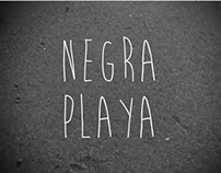 Negra Playa -(Colaboración Deep Creating Productions)