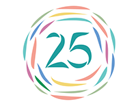 Logo Design (25-year anniversary)