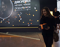 Documentary. Mastercard Priceless Surprise, Kyiv Subway