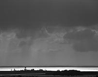 Landscape low horizon