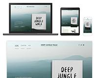 Book Launch Landing Page - UI/UX