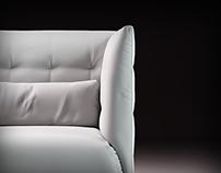 Ligne Roset, MCD armchair