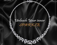 Daimond jewellery campaign