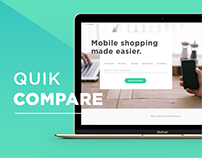 Web Compare Tool for Mobile shopping