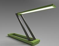 ZIG-ZAG LAMP