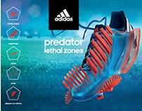 ADIDAS Predator Launch