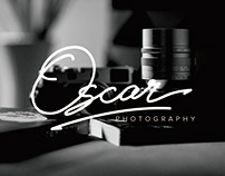 Oscar Photography signature design