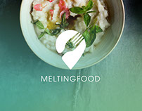 Melting Food - Application