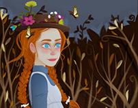 Anne with an E FanArt