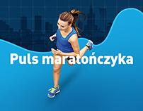 Marathoner's pulse - Website