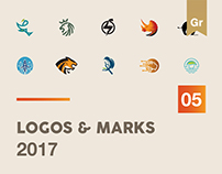 Logos and Marks 2017 | Part 05