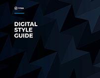 Titan Digital style guide