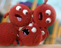 Enterogermina Bacteria Animation