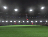 Clear Commercial WIP Stadium Scene