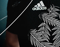Adidas - All Black Jersey Reveal