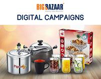 Big Bazaar - Digital Campaigns