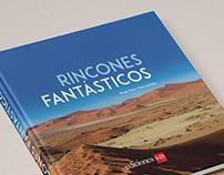 Libro Rincones Fantásticos