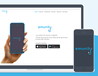 Branding & Social Media Creatives - Emunity