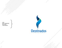 """Logo para comunidad cristiana """"Destinados"""""""