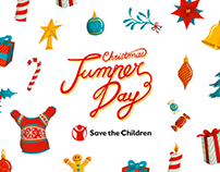 Save the Children | Christmas Jumper Day