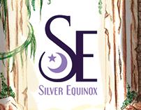 Silver Equinox CD Packaging