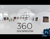 FREE 360 ShowRoom for Photoshop
