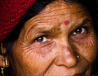 Women of the Himalayas, Nepal