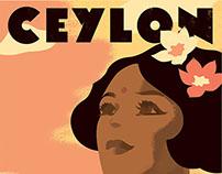 Ceylon Posters