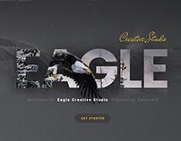 Eagle Studio - Creative PSD Template